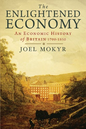 9780300124552: Enlightened Economy (The New Economic History of Britain Series)