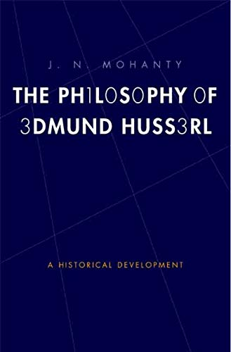 9780300124583: The Philosophy of Edmund Husserl: A Historical Development