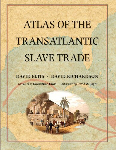 9780300124606: Atlas of the Transatlantic Slave Trade (The Lewis Walpole Series in Eighteenth-Century Culture and History)
