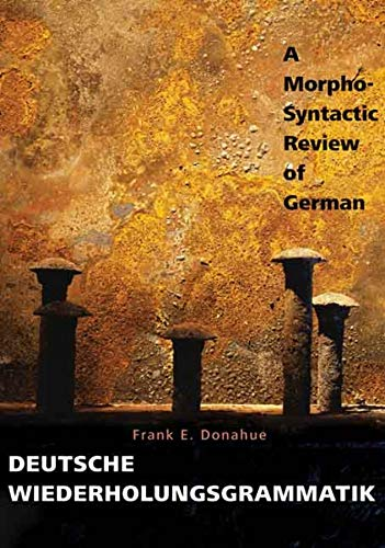 9780300124682: Deutsche Wiederholungsgrammatik: A Morpho-Syntactic Review of German