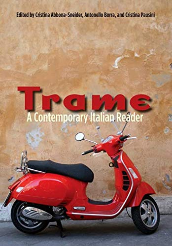 9780300124958: Trame: A Contemporary Italian Reader