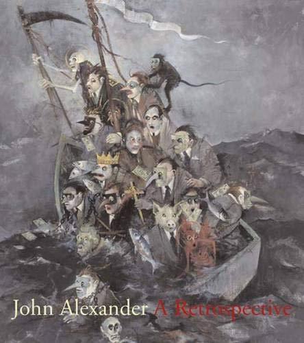 john alexander a retrospective houston museum of fine arts s