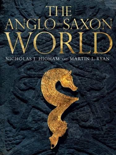 9780300125344: The Aglo Saxon World