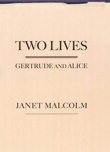 9780300125511: Two Lives: Gertrude and Alice