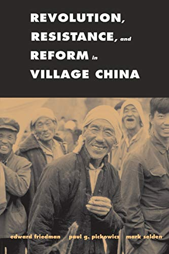 9780300125955: Revolution, Resistance, and Reform in Village China (Yale Agrarian Studies Series)