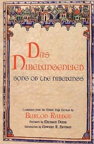9780300125986: Das Nibelungenlied: Song of the Nibelungs