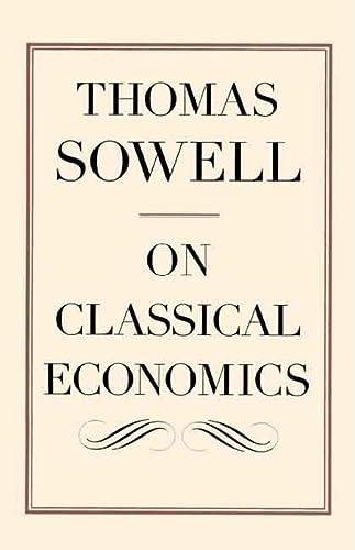 9780300126068: On Classical Economics