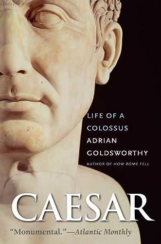 9780300126891: Caesar: Life of a Colossus