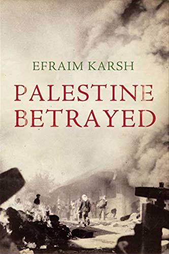9780300127270: Palestine Betrayed