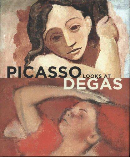 9780300134124: Picasso Looks at Degas