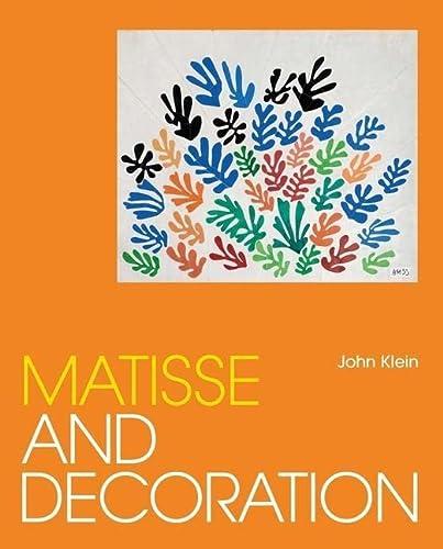 9780300135640: Matisse and Decoration