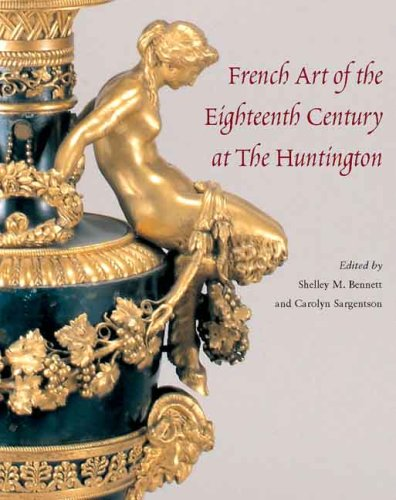 9780300135947: French Art of the Eighteenth Century at the Huntington
