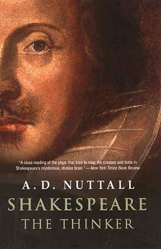 9780300136296: Shakespeare the Thinker