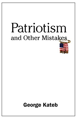 9780300136340: Patriotism and Other Mistakes