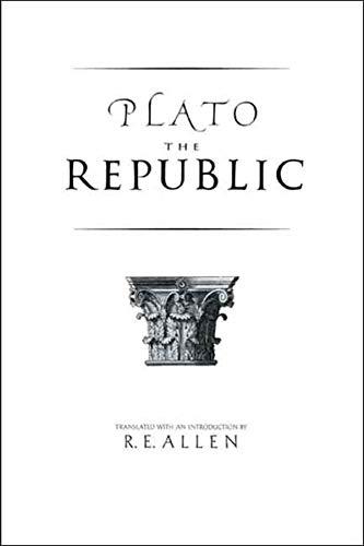 9780300136371: The Republic