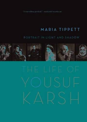 9780300136500: Portrait in Light and Shadow: The Life of Yousuf Karsh