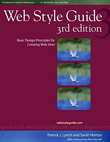 9780300137378: Web Style Guide: Basic Design Principles for Creating Web Sites