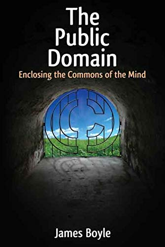9780300137408: The Public Domain - Enclosing the Commons of the Mind