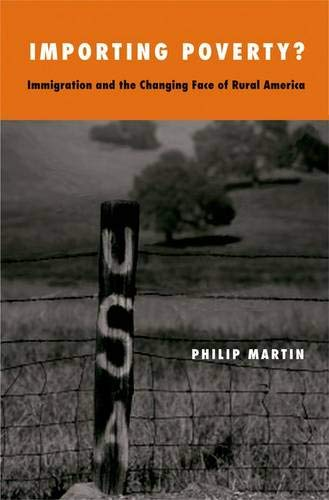 9780300139174: Importing Poverty?: Immigration and the Changing Face of Rural America