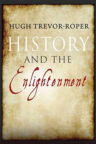 9780300139341: History and the Enlightenment