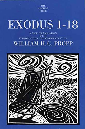 9780300139389: Exodus 1-18 (The Anchor Yale Bible Commentaries)