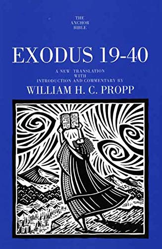 9780300139396: Exodus 19-40 (The Anchor Yale Bible Commentaries)