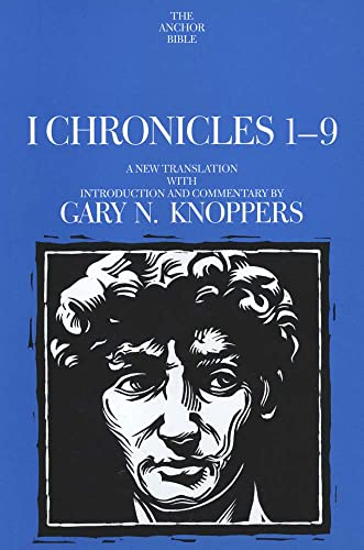9780300139525: I Chronicles 1-9 (The Anchor Yale Bible Commentaries)