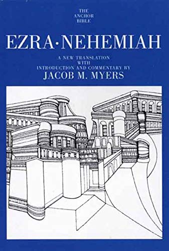 9780300139556: Ezra, Nehemiah (The Anchor Yale Bible Commentaries)