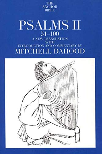 9780300139570: Psalms II 51-100 (The Anchor Yale Bible Commentaries)