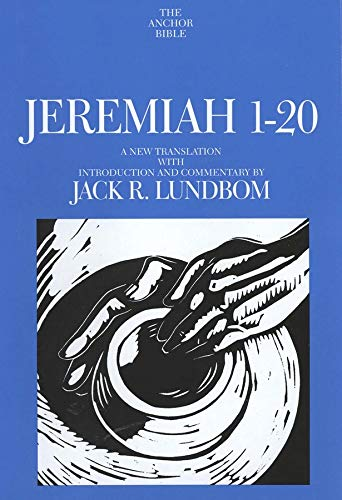 9780300139631: Jeremiah 1-20 (The Anchor Yale Bible Commentaries)