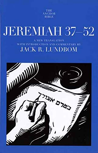 9780300139655: Jeremiah 37-52 (The Anchor Yale Bible Commentaries)