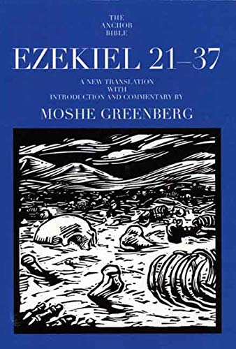 9780300139679: Ezekiel 21-37 (The Anchor Yale Bible Commentaries)