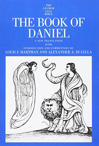 9780300139686: The Book of Daniel (The Anchor Yale Bible Commentaries)