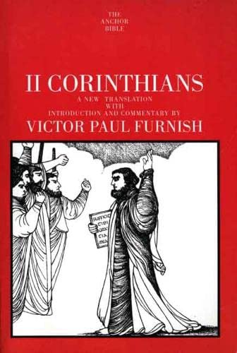 9780300139839: II Corinthians (The Anchor Yale Bible Commentaries)