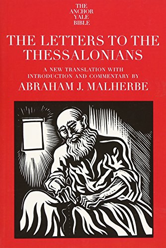 9780300139846: The Letters to the Thessalonians (The Anchor Yale Bible Commentaries)