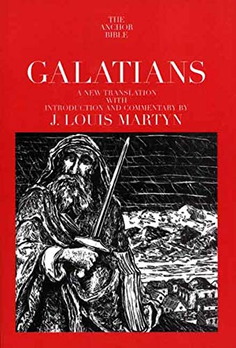 9780300139853: Galatians (The Anchor Yale Bible Commentaries)