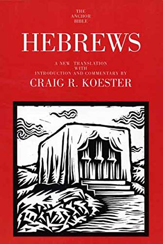 9780300139891: Hebrews (The Anchor Yale Bible Commentaries)