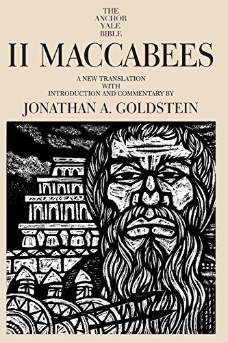 9780300139976: II Maccabees (The Anchor Yale Bible Commentaries)