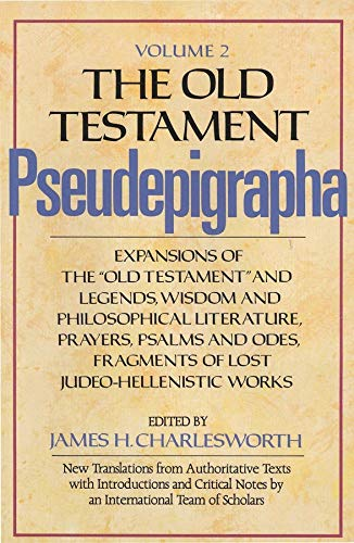 9780300140200: Old Testament Pseudepigrapha: Expansions of the