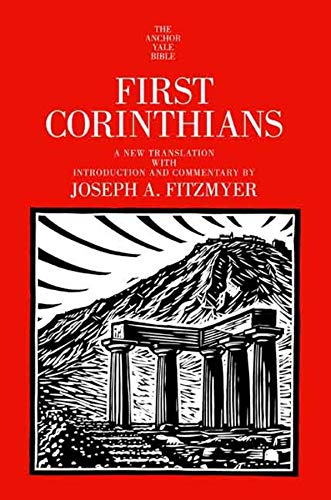 9780300140446: First Corinthians: A New Translation with Introduction and Commentary (The Anchor Yale Bible Commentaries)