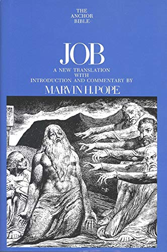 9780300140750: Job (The Anchor Yale Bible Commentaries)