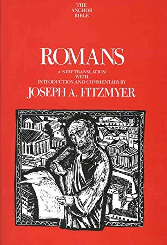 9780300140781: Romans (Anchor Bible Commentaries) (The Anchor Yale Bible Commentaries)