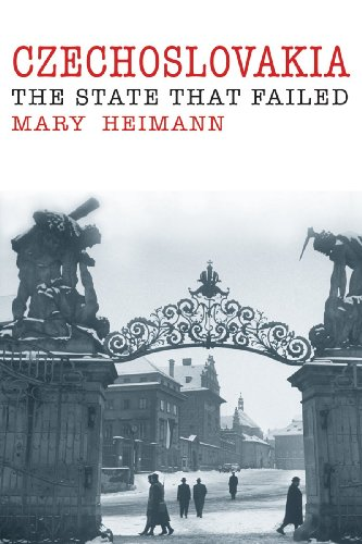 9780300141474: Czechoslovakia: The State That Failed
