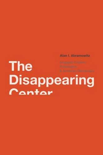 9780300141627: The Disappearing Center: Engaged Citizens, Polarization, and American Democracy