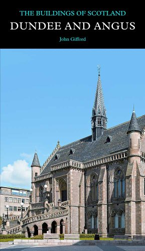 9780300141719: Dundee and Angus – Buildings of Scotland Series
