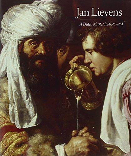 9780300142136: Jan Lievens: A Dutch Master Rediscovered (National Gallery Of Art, Washington)