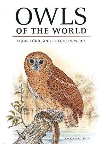 9780300142273: Owls of the World