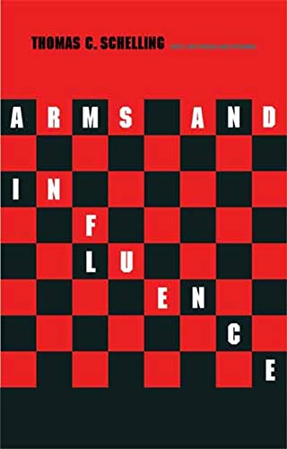 9780300143379: Arms and Influence: With a New Preface and Afterword (The Henry L. Stimson Lectures Series)