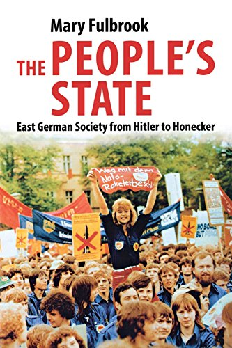 9780300144246: The People's State: East German Society from Hitler to Honecker