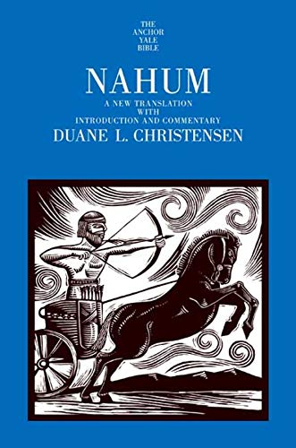 Nahum: A New Translation with Introduction & Commentary
